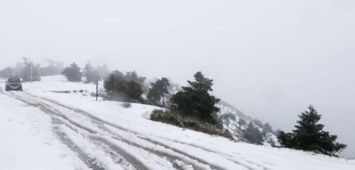 Καιρός: Επιστρέφει σήμερα ο χιονιάς – Τσουχτερό κρύο με βροχές!