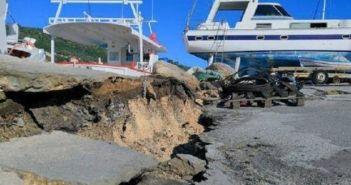 Στα… χαρτιά η Υπηρεσία Αντιμετώπισης Φυσικών Καταστροφών για Δυτική Ελλάδα και Ιόνιο – Δεν έχει στελεχωθεί ακόμα