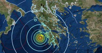 Δυτική Ελλάδα και Ιόνιο κοιτάζουν οι σεισμολόγοι! Τσελέντης: Απαιτείται προσοχή…! Δύο δονήσεις σε Ζάκυνθο και Πρέβεζα