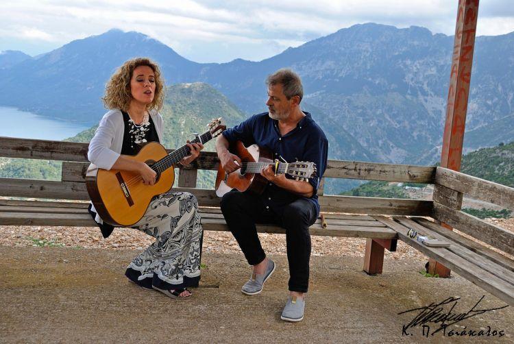 """Αγρίνιο: Αφιέρωμα στον Τάσο Λειβαδίτη από το Μουσικό Σύνολο """"ΚΟΣΜΟΣ"""" (VIDEO)"""