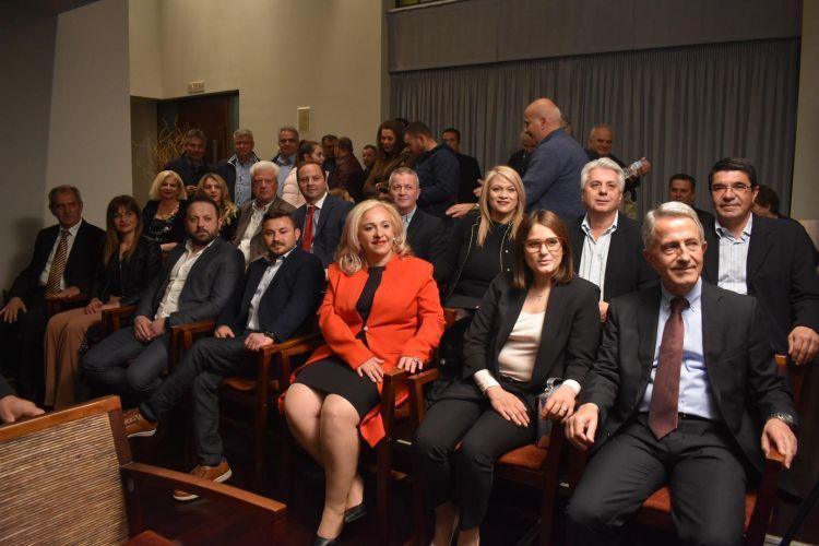 Τους υποψηφίους του στην Αιτωλοακαρνανία παρουσίασε ο Κώστας Σπηλιόπουλος (ΔΕΙΤΕ ΦΩΤΟ + VIDEO)