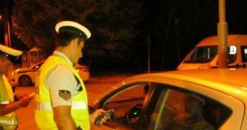 Δυτική Ελλάδα: 12 παραβάσεις για οδήγηση υπό την επήρεια μέθης
