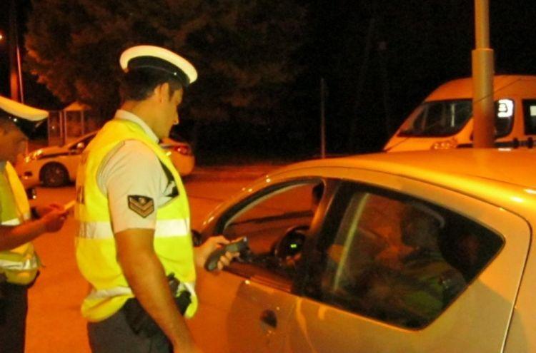 Σύλληψη μεθυσμένου οδηγού στην Αμφιλοχία