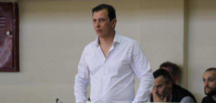 Η συνέντευξη του Γ. Διαμαντάκου μετά την ολοκλήρωση των αγωνιστικών υποχρεώσεων του Α.Ο. Αγρινίου(VIDEO)