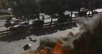 Έκρηξη στη Γλυφάδα: Καρτέρι θανάτου σε Λιβανέζο αρχιμαφιόζο (ΔΕΙΤΕ ΦΩΤΟ + VIDEO)