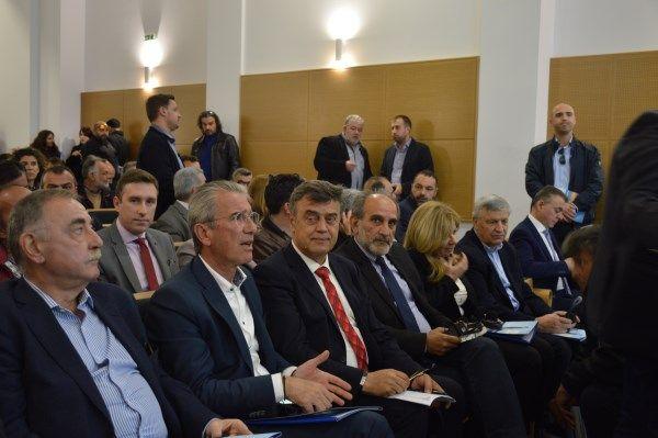 Βόνιτσα – Εκδήλωση Fraport Greece: Το 2026 θα ολοκληρωθούν οι εργασίες στο αεροδρόμιο του Ακτίου (ΦΩΤΟ)