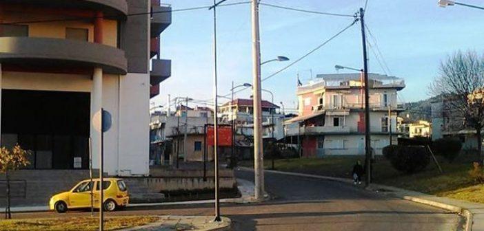 Αποκατάσταση και αναβάθμιση του δικτύου ηλεκτροφωτισμού σε δρόμους του Αγρινίου (ΔΕΙΤΕ ΦΩΤΟ)
