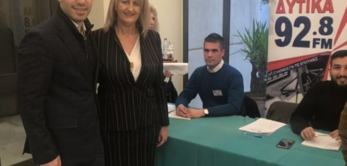 Περιοδεία στην Αιτωλοακαρνανία του υποψήφιου ευρωβουλευτή Λευτέρη Βαρουξή (ΦΩΤΟ)