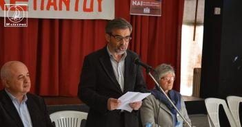 Παρουσία Καραθανασόπουλου η «Λαϊκή Συσπείρωση» παρουσίασε το ψηφοδέλτιο στο Δήμο Αμφιλοχίας (VIDEO)