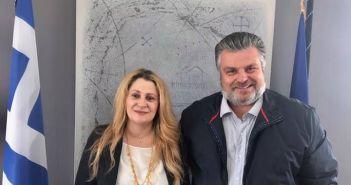Μεσολόγγι: Και η Μαριάννα Κούρτη υποψήφια με το Νίκο Καραπάνο