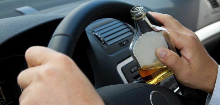 Αγρίνιο: Σύλληψη μεθυσμένου οδηγού χωρίς δίπλωμα,με ανασφάλιστο όχημα