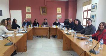 """Θέρμο: Συνάντηση εργασίας της κοινής Τεχνικής Επιτροπής του έργου """"Στρατηγική χωροταξική ανάπτυξη της περιοχής της λίμνης Τριχωνίδας"""" (ΔΕΙΤΕ ΦΩΤΟ)"""