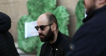 Κηδεία Θανάση Γιαννακόπουλου: Η άφιξη και η αποθέωση Σπανούλη (ΔΕΙΤΕ ΦΩΤΟ + VIDEO)