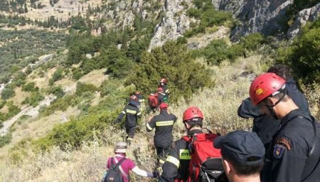 Επιχείρηση διάσωσης 35χρονου πεζοπόρου από την ΕΜΑΚ στην Κόνιτσα