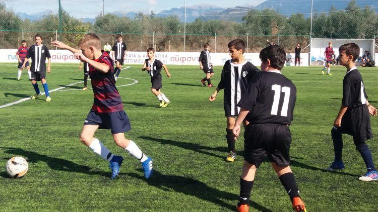 """Αγρίνιο: Παίζουμε μπάλα για """"Το Χαμόγελο του Παιδιού"""""""