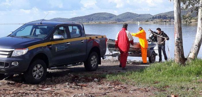 Συνεργασία ΦΔ/ΛΜ-ΑΟ και ΕΛΚΕΘΕ για δειγματοληψίες υδάτων (ΦΩΤΟ)