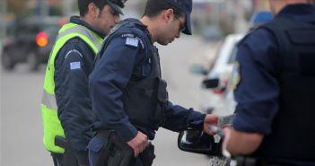 Δυτική Ελλάδα: 60 πρόστιμα για παραβάσεις μετακίνησης και 11 για μη χρήση μάσκας χθες Πέμπτη