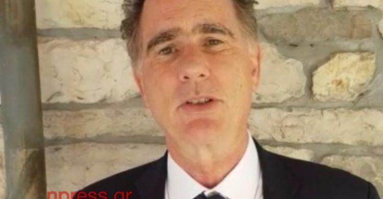 Ο Νίκος Παπανδρέου στο Μεσολόγγι για τις Εορτές Εξόδου (VIDEO)