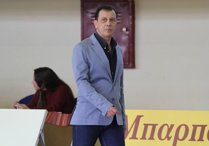 Δηλώσεις του Γιάννη Διαμαντάκου μετά τον αγώνα του ΑΟ Αγρινίου με τον Φίλιππο Βέροιας (VIDEO)