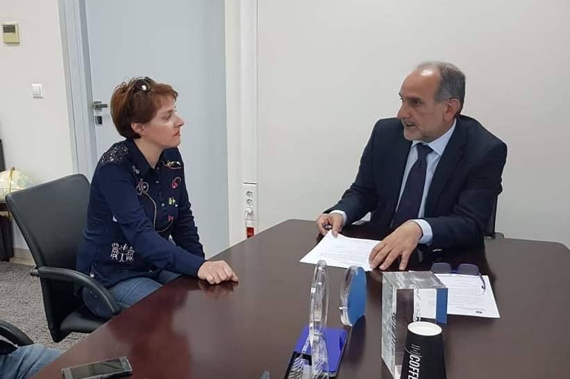 Ορκίστηκε Περιφερειακή Σύμβουλος Δυτικής Ελλάδας η Άννα Κάνιστρα
