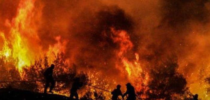 Αιτωλοακαρνανία: Απαγόρευση κυκλοφορίας σε εθνικούς δρυμούς, δάση και ευπαθείς περιοχές σε ημέρες υψηλού κινδύνου πυρκαγιάς