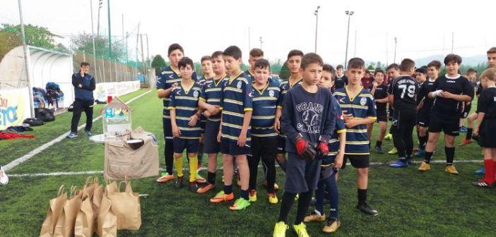 """Αγρίνιο: Επιτυχημένο τουρνουά ποδοσφαίρου για """"Το Χαμόγελο του Παιδιού"""" (ΔΕΙΤΕ ΦΩΤΟ)"""