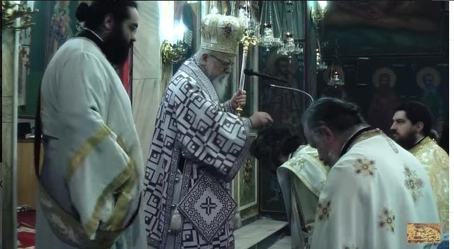 Ο ιεροδιάκονος από το Παναιτώλιο π. Ανδρέας Καγιάς χειροτονήθηκε πρεσβύτερος (ΦΩΤΟ + VIDEO)