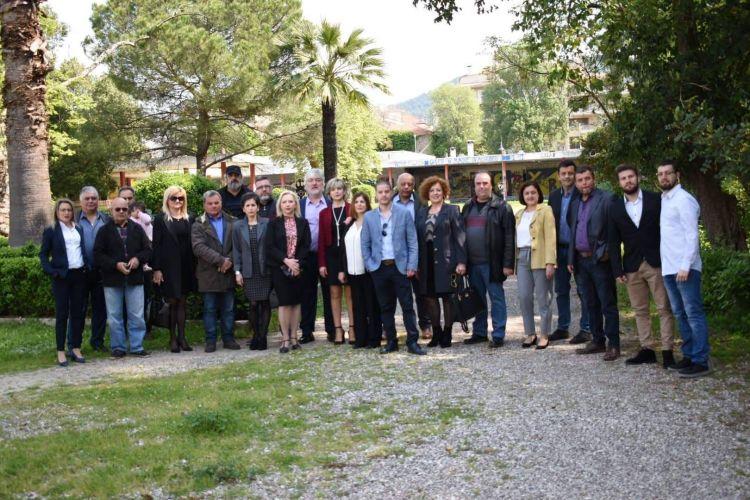 Δημοτικές εκλογές Αγρινίου: Το ψηφοδέλτιο του Γιώργου Καραμητσόπουλου (ΔΕΙΤΕ ΦΩΤΟ)