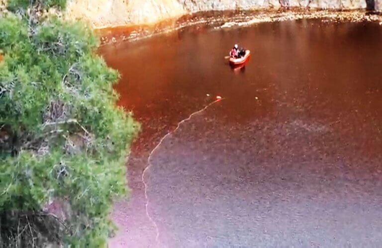 Κύπρος – Δολοφονίες: Βρέθηκε και δεύτερη βαλίτσα στην Κόκκινη Λίμνη
