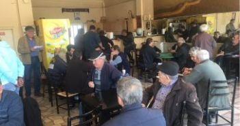 Λαϊκή Συσπείρωση Μεσολογγίου: Ομιλία του Θύμιου Γερολυμάτου στη Γουριά και περιοδεία στην Πεντάλοφο (ΔΕΙΤΕ ΦΩΤΟ)