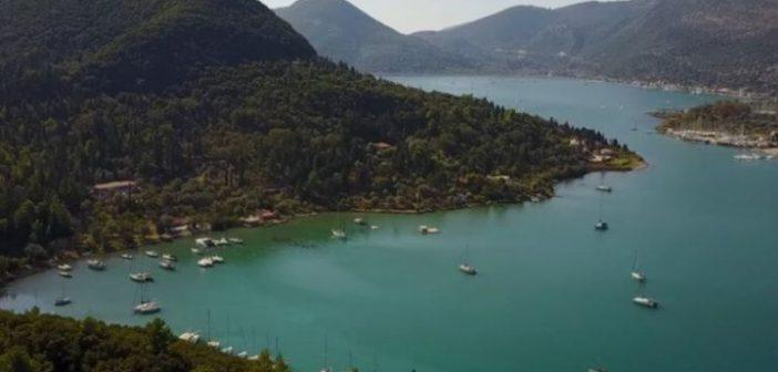 Λευκάδα: Αυτές είναι οι εκπληκτικές παραλίες που περιμένουν ντόπιους και τουρίστες – Εικόνες μοναδικής ομορφιάς (VIDEO)