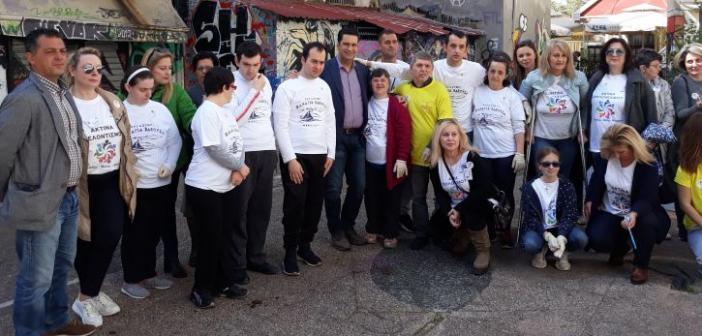 «Lets do it Greece»: Το Αγρίνιο στέλνει ηχηρό μήνυμα εθελοντισμού (ΔΕΙΤΕ ΦΩΤΟ)