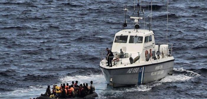 Λευκάδα: 42 μετανάστες σε ιστιοπλοϊκό στο ακρωτήριο Δουκάτο