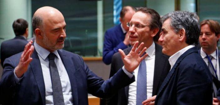 Eurogroup: Έρχεται η δόση του 1 δισ. – Πρώτο θέμα στην ατζέντα η Ελλάδα (ΔΕΙΤΕ ΦΩΤΟ)