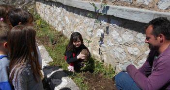 Καινούργιο: Ομόρφυναν το 1ο Δημοτικό Σχολείο Θεστιέων (ΔΕΙΤΕ ΦΩΤΟ)