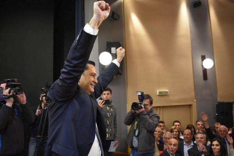 """Γ. Παπαναστασίου: """"Ζητάμε ξεκάθαρη εντολή να τελειώσουμε επιτέλους από τους πολιτικούς αριβίστες"""""""