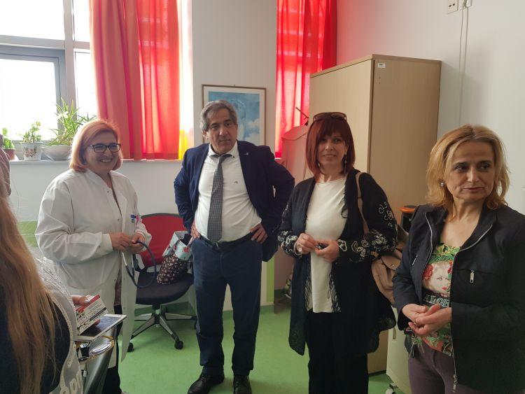 Επίσκεψη του Σταύρου Καμμένου στο Γενικό Νοσοκομείο Αιτωλοακαρνανίας (ΦΩΤΟ)