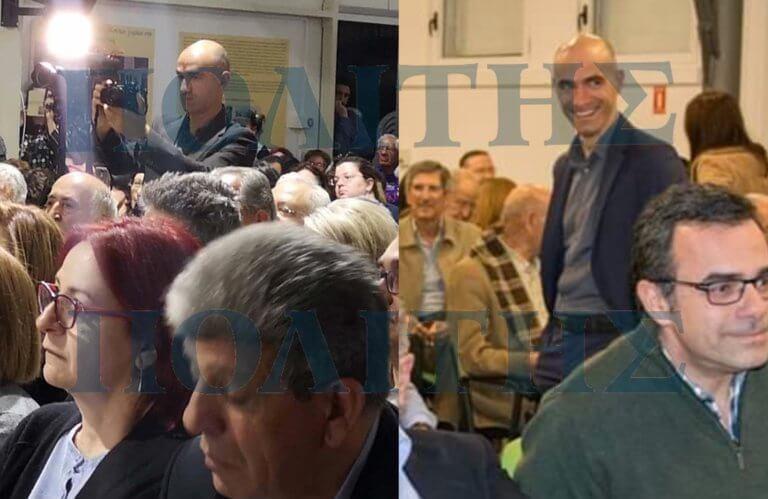 Ο serial killer της Κύπρου χαμογελαστός φωτογραφίζει τον Χριστόφια (ΔΕΙΤΕ ΦΩΤΟ + VIDEO)