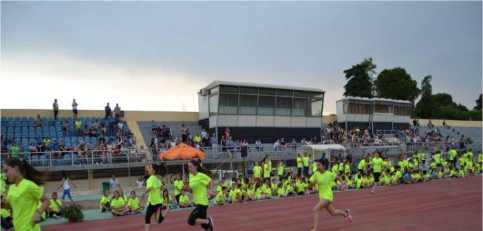 Στο ΔΑΚ Αγρινίου το Διασυλλογικό Πρωτάθλημα των αθλητών και αθλητριών της κατηγορίας Κ14