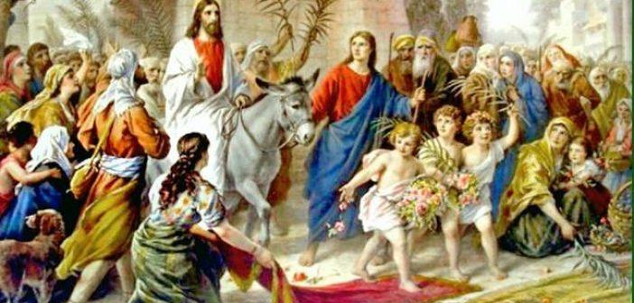 Κυριακή των Βαΐων: Τι γιορτάζουμε την τελευταία ημέρα πριν τη Μεγάλη Εβδομάδα