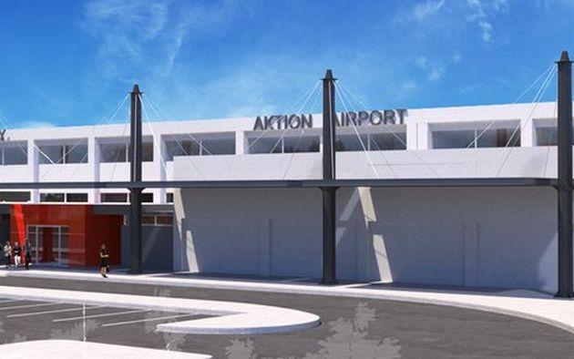 Νέα αύξηση στην επιβατική κίνηση του αεροδρομίου του Ακτίου