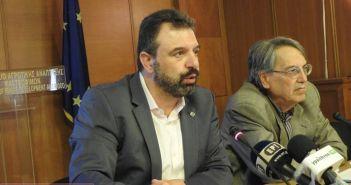 Σειρά αποφάσεων και δράσεων για την αγροτική ανάπτυξη ανακοίνωσε ο Σταύρος Αραχωβίτης