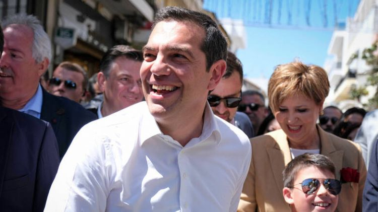 Προς υποψηφιότητα Τσίπρα στην Αχαΐα
