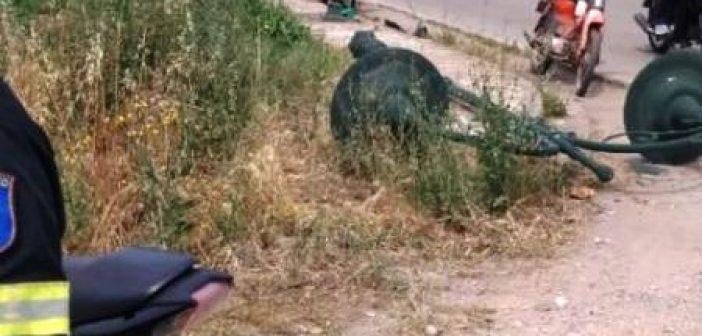 Νεοχώρι: Σύλληψη 77χρονου για τον θάνατο του 19χρονου δικυκλιστή (ΦΩΤΟ)