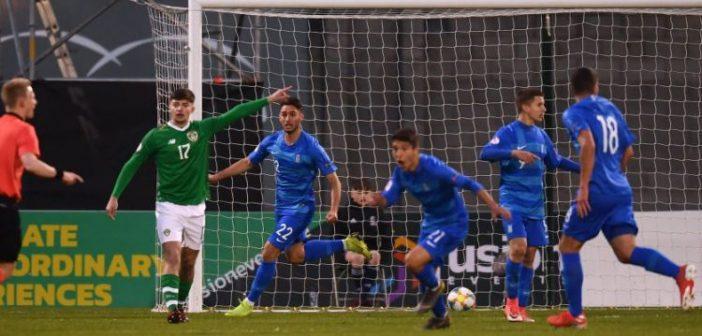 Με Μπελεβώνη 1-1 η Εθνική