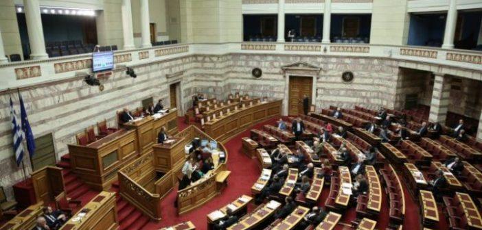 Βουλή: Πότε ψηφίζονται οι 120 δόσεις – Πότε η ψήφος εμπιστοσύνης