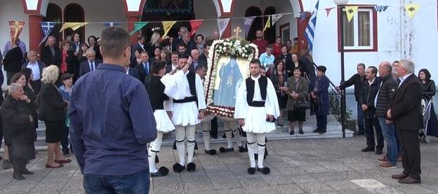 Το Χαλκιόπουλο γιόρτασε τον πολιούχο του Άγιο Ανδρέα τον Ερημίτη (ΔΕΙΤΕ ΦΩΤΟ + VIDEO)