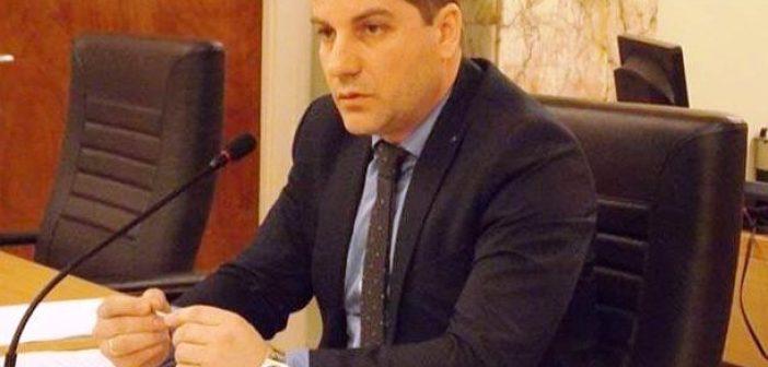 """Β. Φωτάκης: """"Αναγκαίο πλέον το Τεχνικό Πρόγραμμα να στραφεί και σε άλλα πεδία αναπτυξιακής δράσης"""""""
