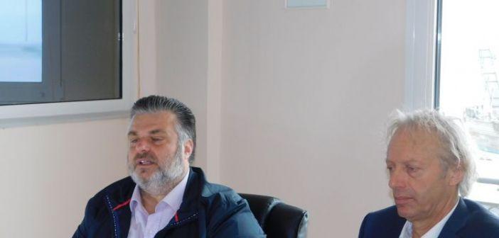 Μεσολόγγι: Τον Ιούνιο τα πρώτα σκάφη στη Μαρίνα – Ν. Καραπάνος: Δικαίωση και επανεκκίνηση της επένδυσης (ΔΕΙΤΕ ΦΩΤΟ)