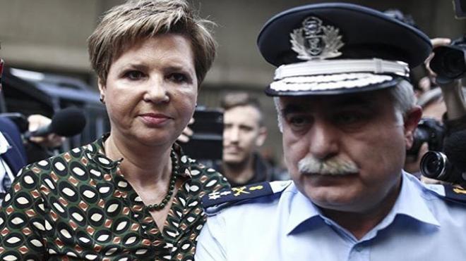 Στην Πάτρα Γεροβασίλη και Ανδρικόπουλος για το Αστυνομικό Μέγαρο